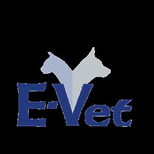 E-vet AS logo